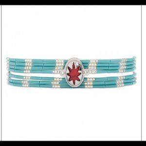 Hipanema Ibis Turquoise Bracelet